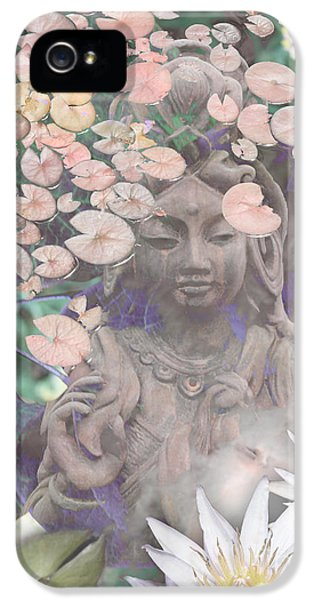 Garden Snake iPhone 5 Case - Reflections by Christopher Beikmann