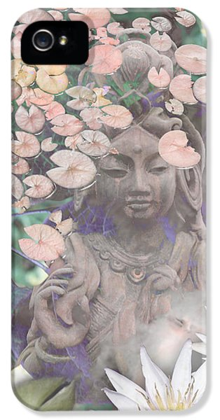 Garden iPhone 5 Case - Reflections by Christopher Beikmann