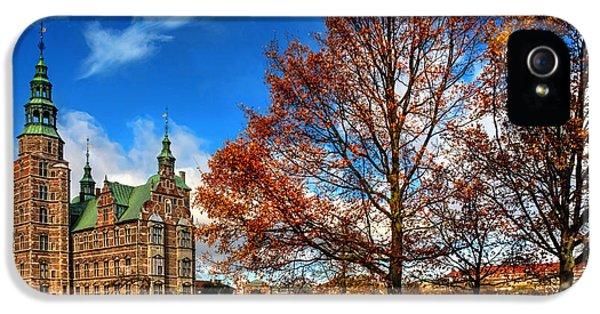 Rosenborg Castle Copenhagen IPhone 5 Case