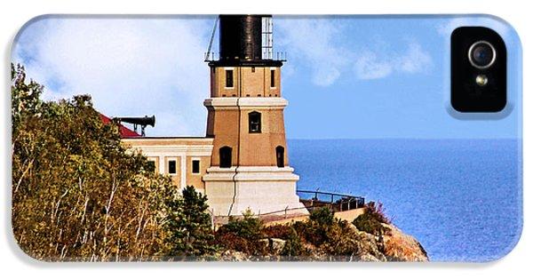 Split Rock Lighthouse IPhone 5 Case