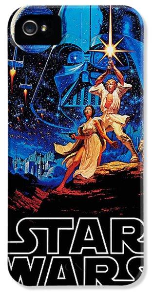 Star Wars IPhone 5 Case by Farhad Tamim