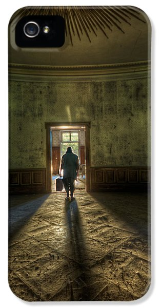 Step Into The Light IPhone 5 Case by Nathan Wright