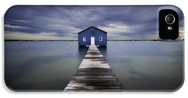 The Blue Boatshed IPhone 5 Case