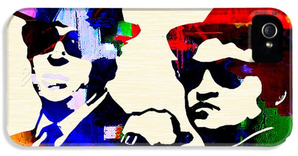 The Blues Brothers IPhone 5 / 5s Case by Marvin Blaine