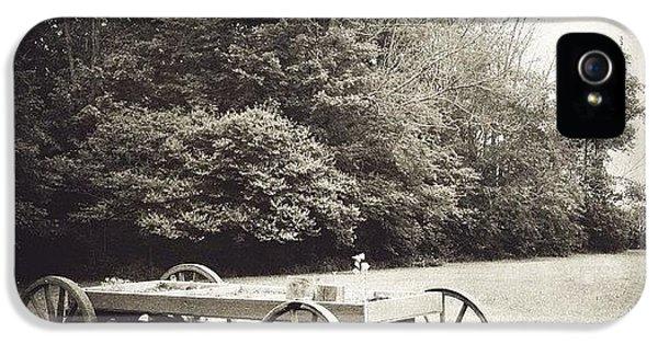 Ohio iPhone 5 Case - Uncle Robert's Wagon by Natasha Marco