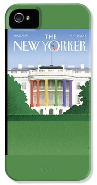 New Yorker May 21st, 2012 IPhone 5 Case