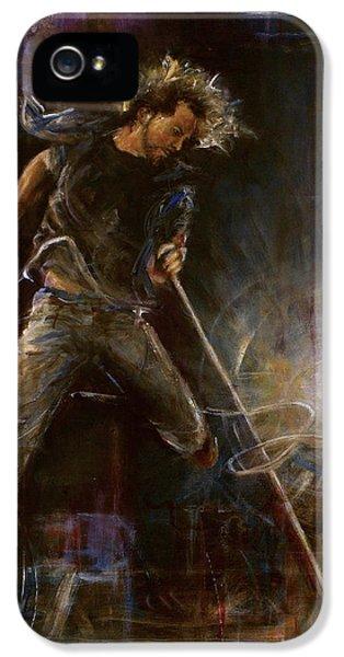 Vedder IPhone 5 / 5s Case by Josh Hertzenberg