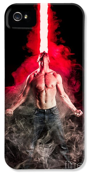 X-men Cyclops  IPhone 5 / 5s Case by Jt PhotoDesign