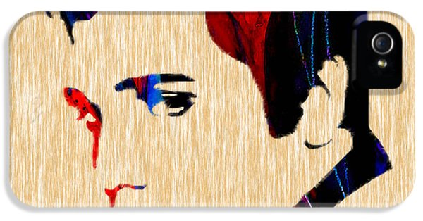 Elvis IPhone 5 / 5s Case by Marvin Blaine