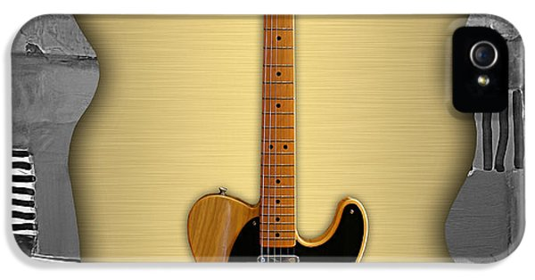 Fender Telecaster Collection IPhone 5 Case