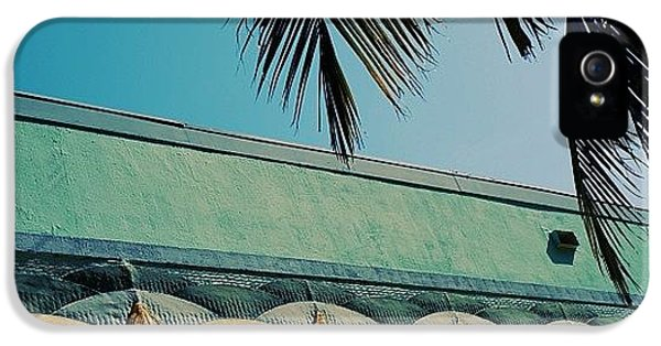 Iger iPhone 5 Case - {miami Beach's Art Deco}  In 1979 by Joel Lopez