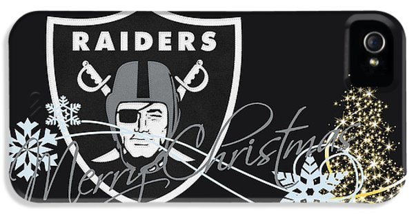 Oakland Raiders IPhone 5 Case