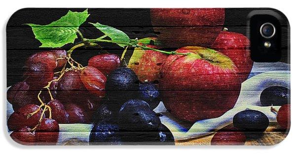 Fruit IPhone 5 Case by Joe Hamilton
