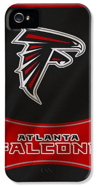 Atlanta Falcons Uniform IPhone 5 Case