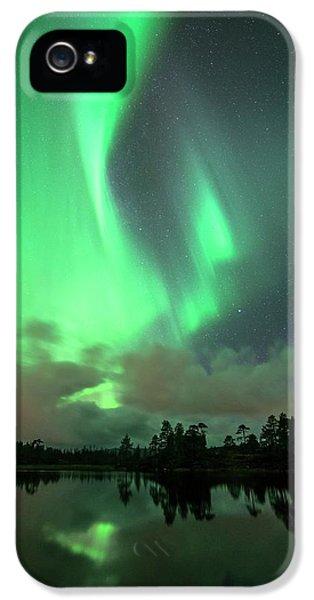 Aurora Borealis IPhone 5 Case by Tommy Eliassen