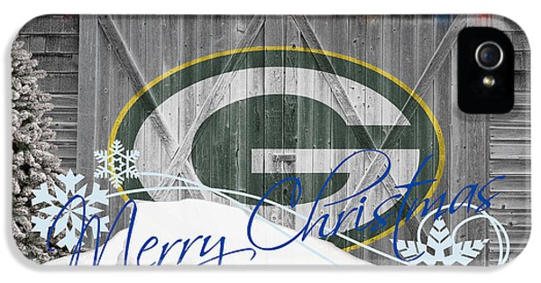 Green Bay Packers IPhone 5 Case by Joe Hamilton