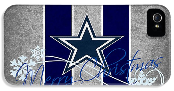 Dallas Cowboys IPhone 5 / 5s Case by Joe Hamilton