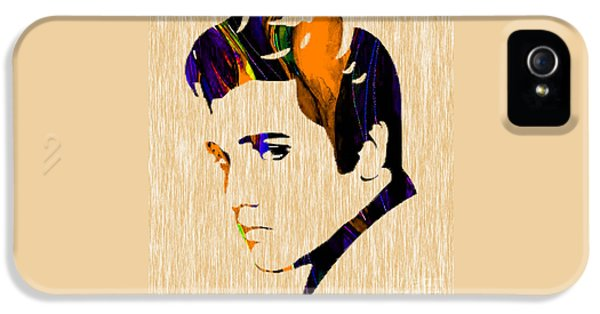 Elvis IPhone 5 Case by Marvin Blaine