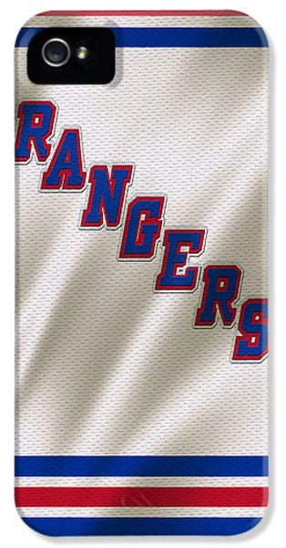 New York Rangers IPhone 5 Case
