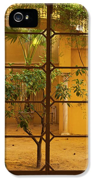 Spain, Andalucia Region, Seville IPhone 5 Case by Walter Bibikow
