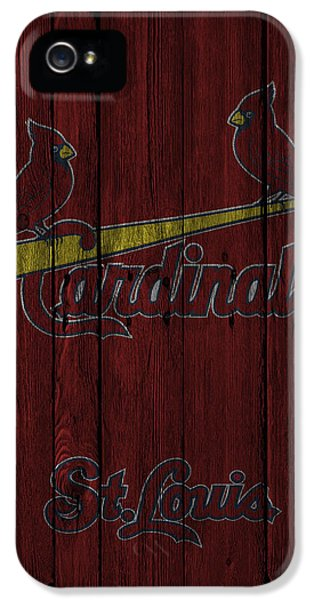 St Louis Cardinals IPhone 5 Case