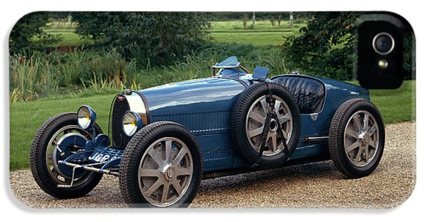 1926 Bugatti Type 35 Grand Prix IPhone 5 Case by Panoramic Images