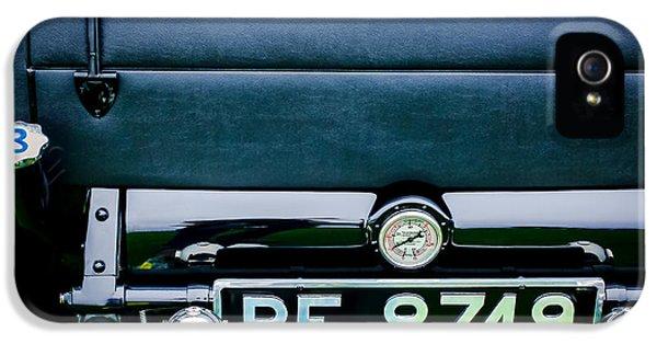 1936 Bugatti Type 57s Corsica Tourer License Plate IPhone 5 Case