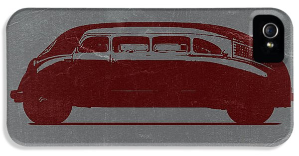 1936 Stout Scarab IPhone 5 Case by Naxart Studio