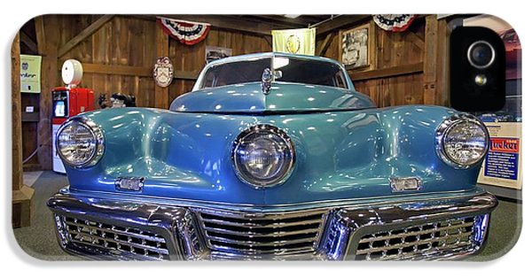 1948 Tucker Sedan IPhone 5 Case by Jim West