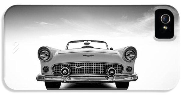 1956 Thunderbird IPhone 5 Case by Douglas Pittman