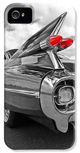 1959 Cadillac Tail Fins IPhone 5 Case