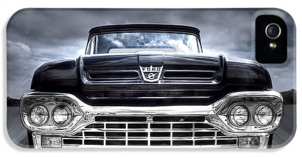 1960 Ford F100 Pick Up Head On IPhone 5 Case
