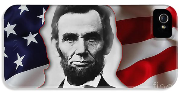 Abraham Lincoln IPhone 5 Case
