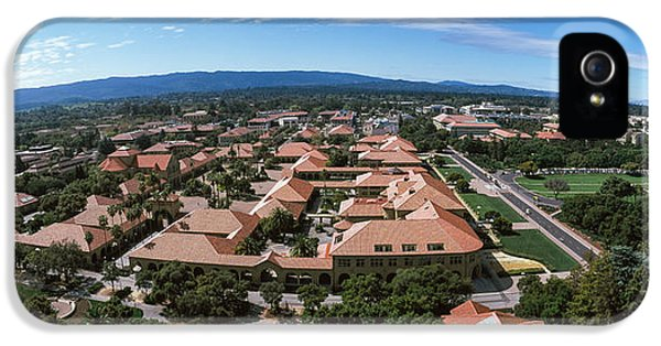 Aerial View Of Stanford University IPhone 5 Case