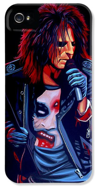 Alice Cooper  IPhone 5 Case