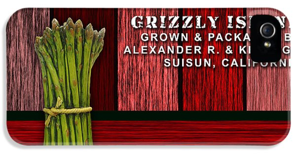 Asparagus Farm IPhone 5 Case