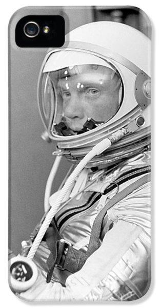 Astronaut John Glenn IPhone 5 / 5s Case by War Is Hell Store