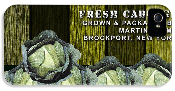Cabbage Farm IPhone 5 Case