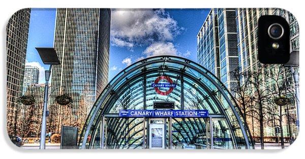Canary Wharf IPhone 5 Case