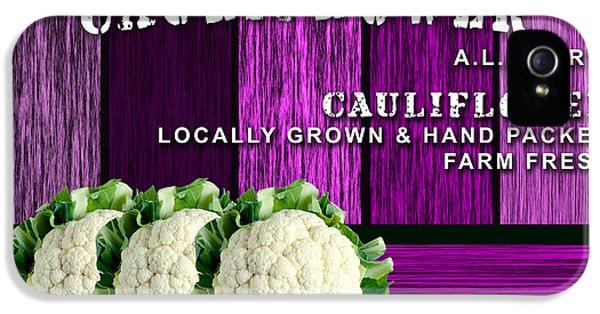 Cauliflower Farm IPhone 5 Case