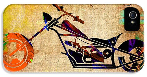 Chopper Art IPhone 5 / 5s Case by Marvin Blaine