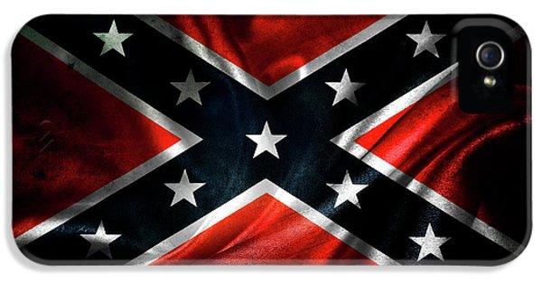 Confederate Flag IPhone 5 Case