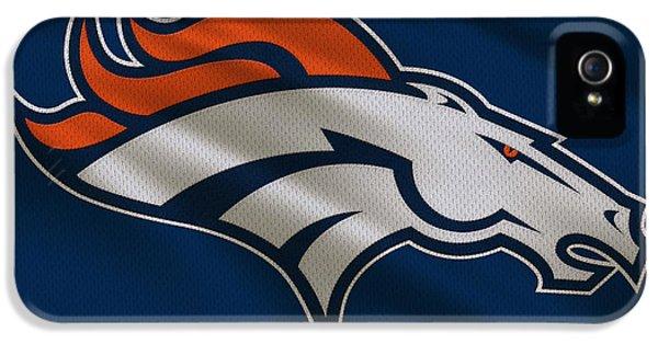 Denver Broncos Uniform IPhone 5 Case