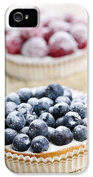 Fruit Tarts IPhone 5 Case