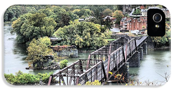 Harpers Ferry IPhone 5 Case by JC Findley