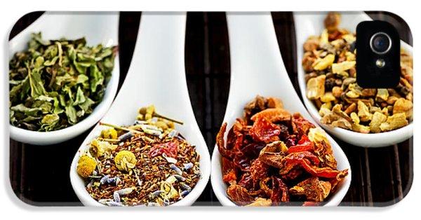 Herbal Teas IPhone 5 Case
