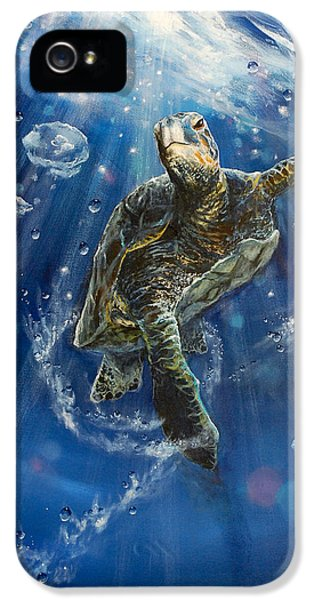 Honu's Dance IPhone 5 Case