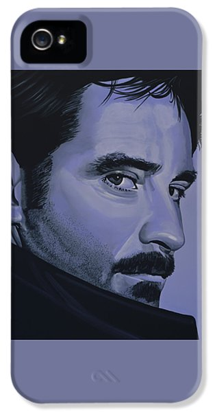 Kevin Kline IPhone 5 / 5s Case by Paul Meijering