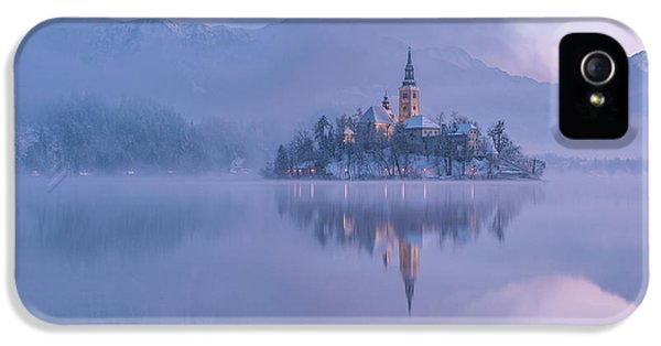 Lake Bled IPhone 5 Case