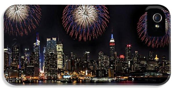 New York City Celebrates The 4th IPhone 5 Case